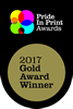 Pride In Print - 2017 Gold Award Winner