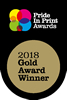 Pride In Print - 2018 Gold Award Winner